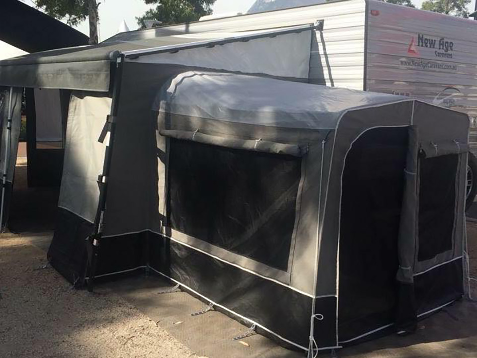New Zealand Annexes Awnings The Motorhome Caravan