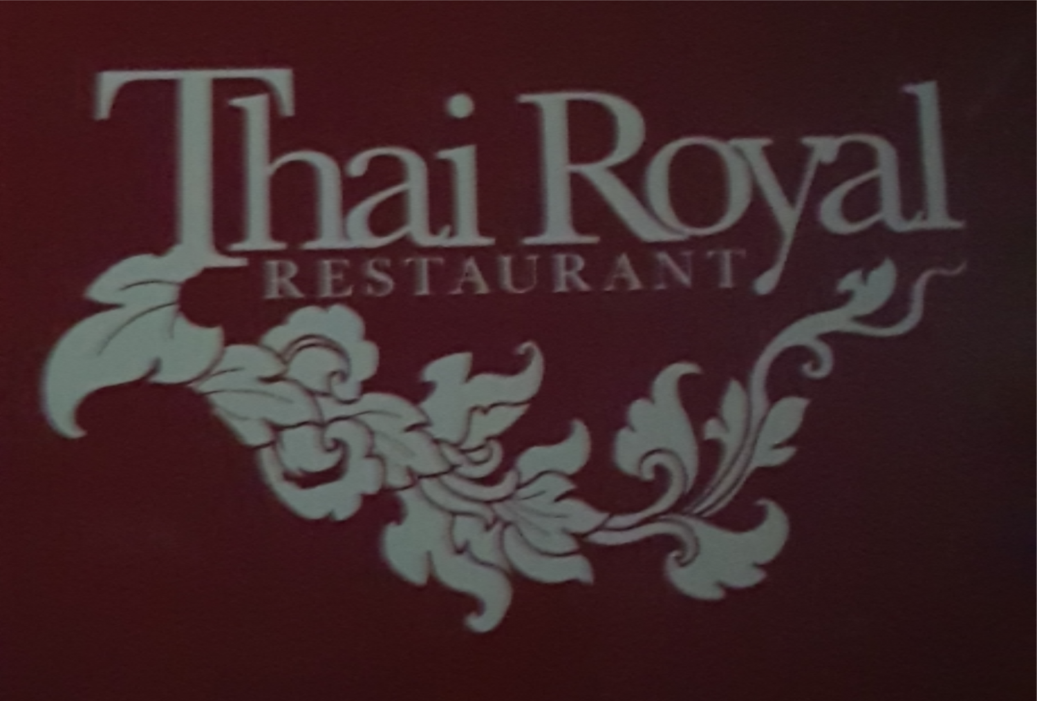 Thai Royal Restaurant Matamata