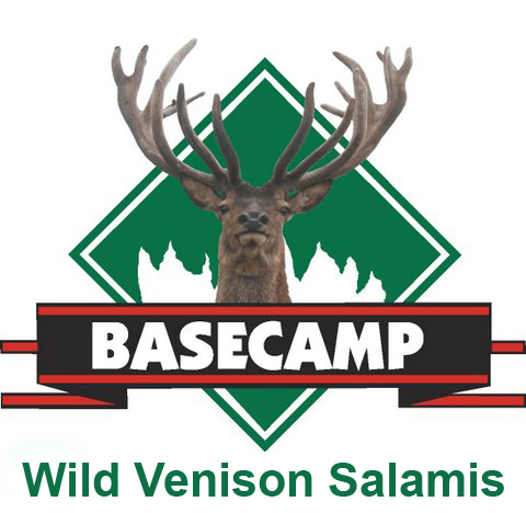Basecamp Wild Venison Salamis & The Original Smoke & Spice Co