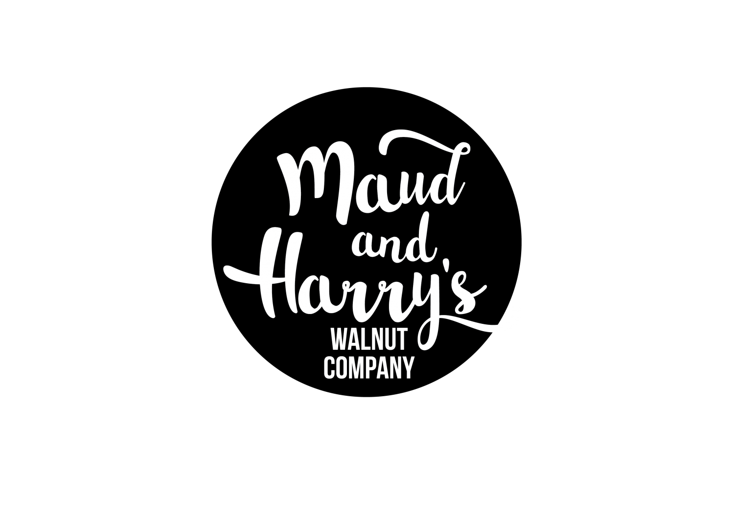Maud & Harry's Walnut Company