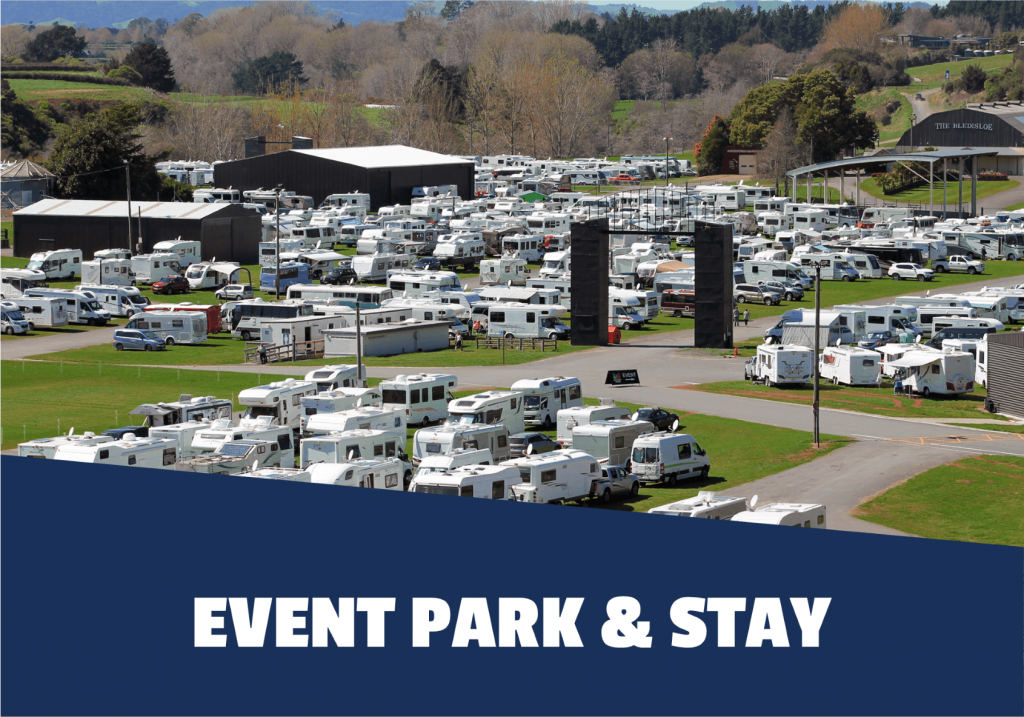 Event Park & Stay - Small